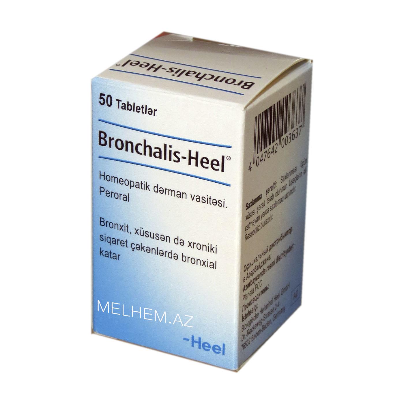 BRONCHALİS-HEEL  -  BRONXALİS-HEEL N50