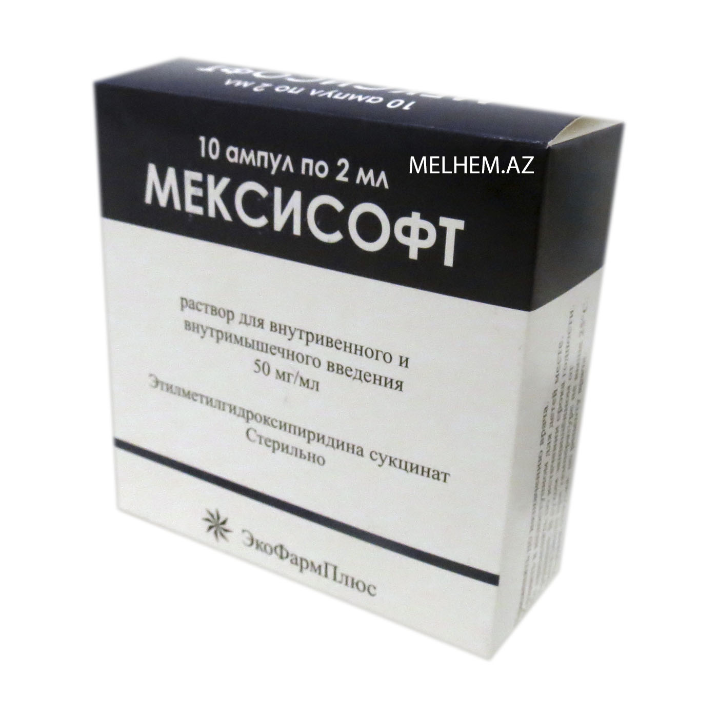 MEKSISOFT 2 ML