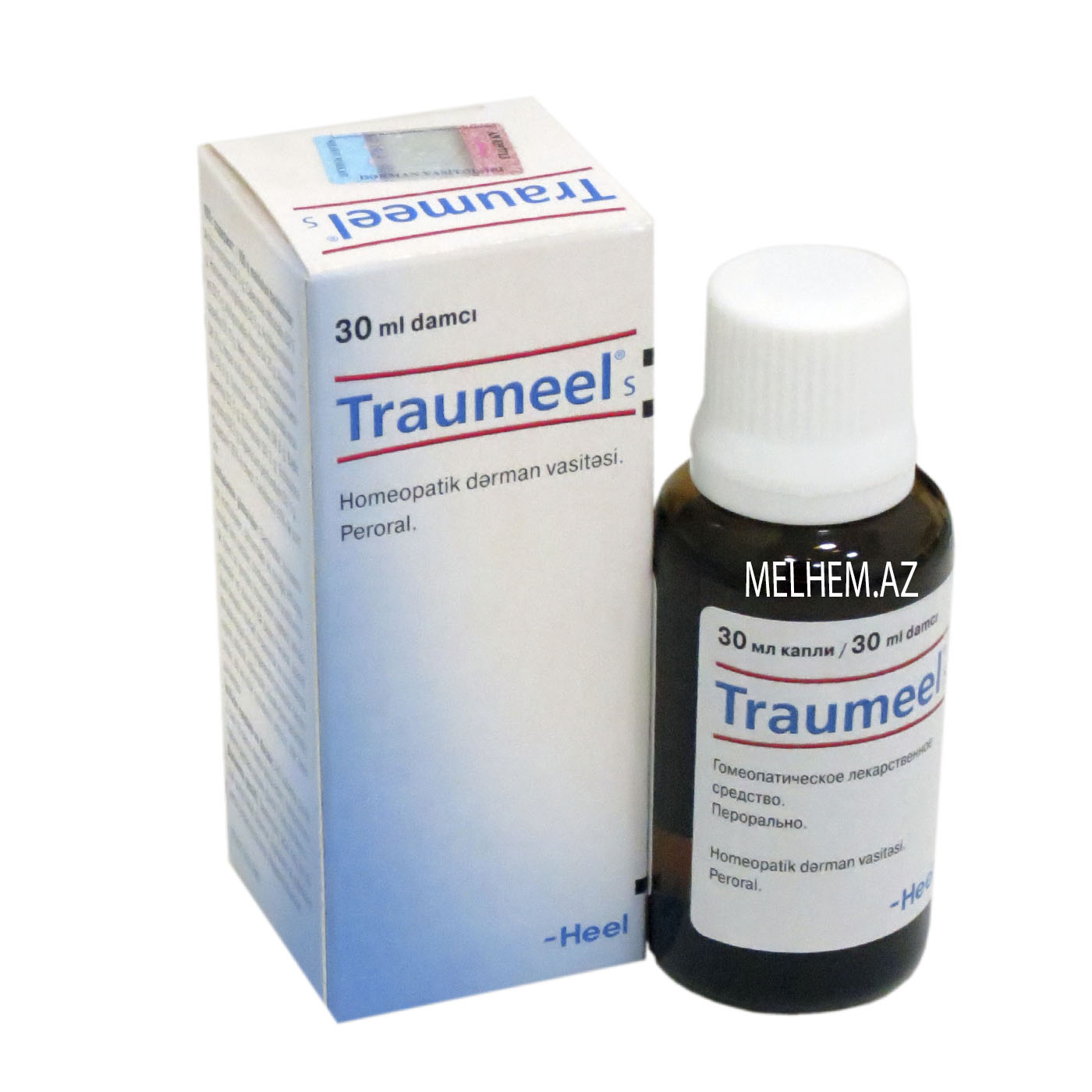 TRAUMEEL S DAMCI