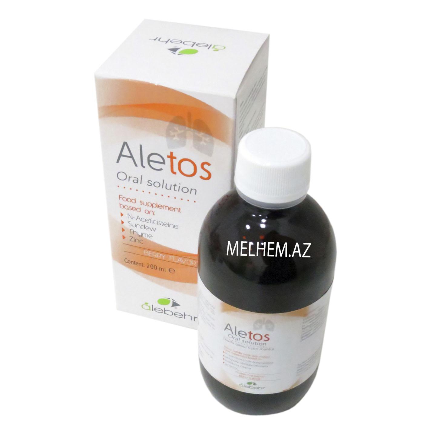 ALETOS 200 ML