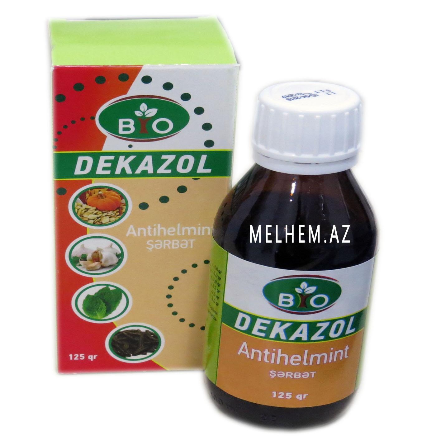 DEKAZOL125 ML