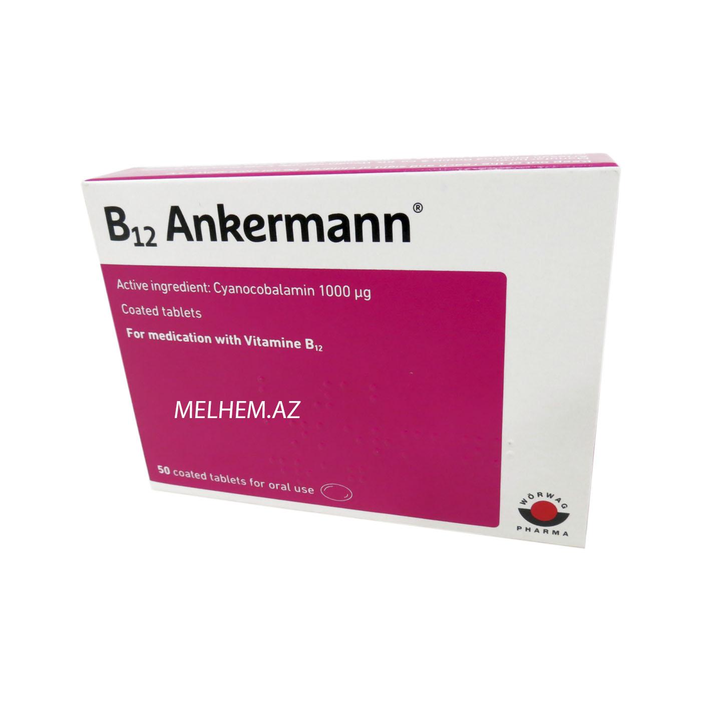B12 ANKERMAN