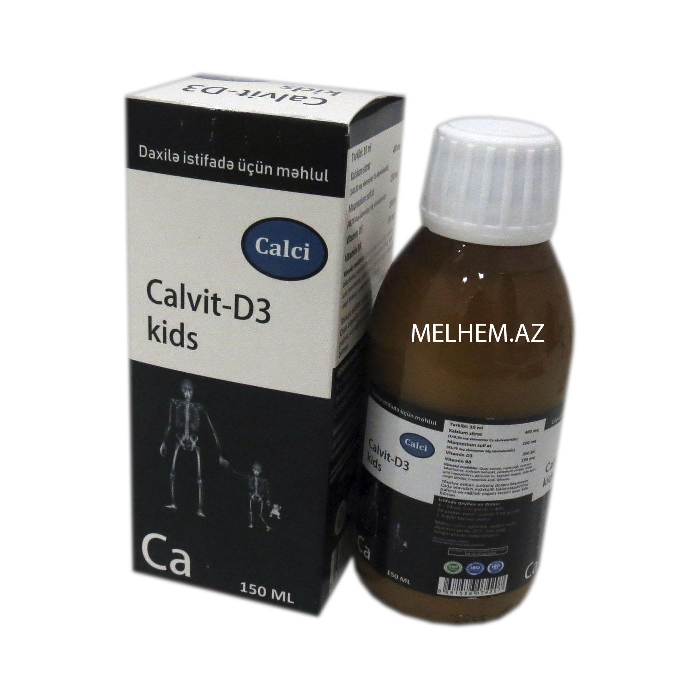 CALVIT-D3 KIDS
