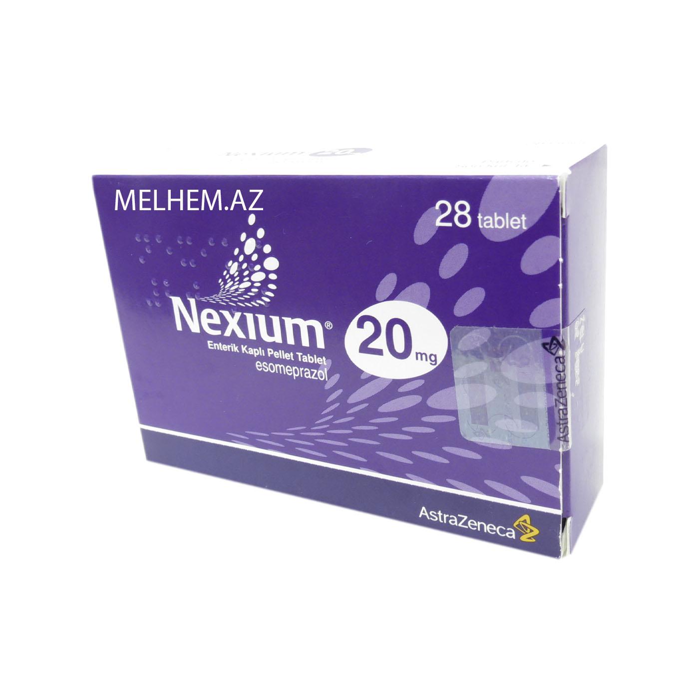 NEXİUM 20 MQ N28 (TABLET)