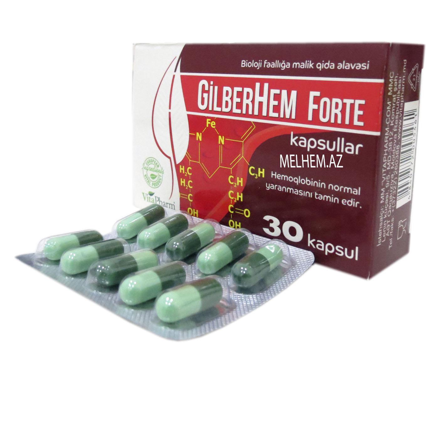 GILBERHEM FORTE