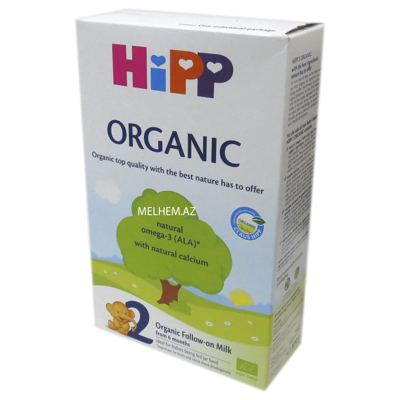 HIPP ORGANIC 2