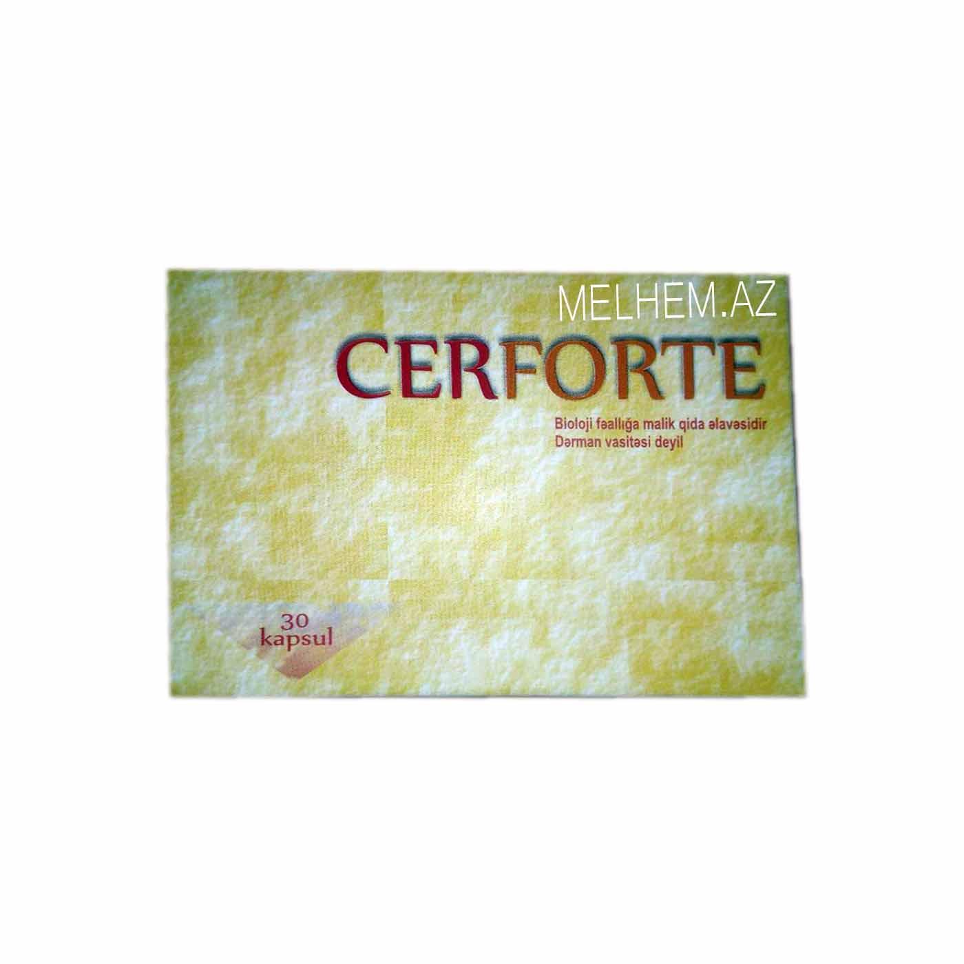 CEFORTE N30