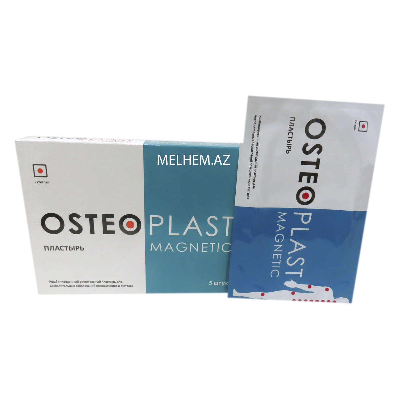 OSTEOPLAST MAGNETIK N5