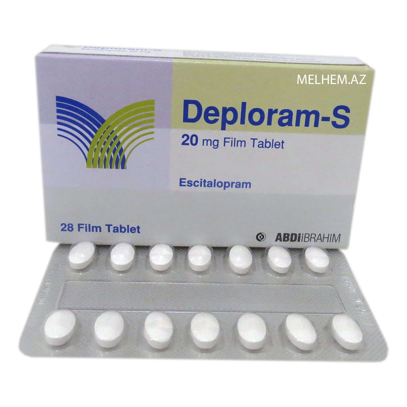 DEPLORAM - S 20 MG