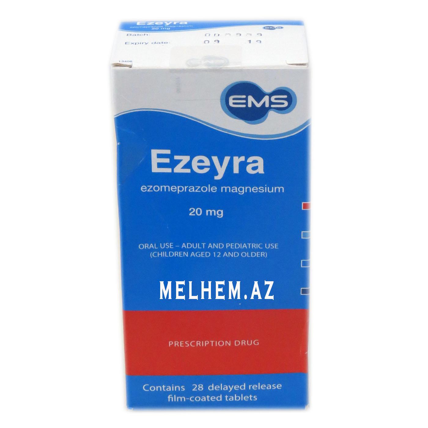EZEYRA 20 MG