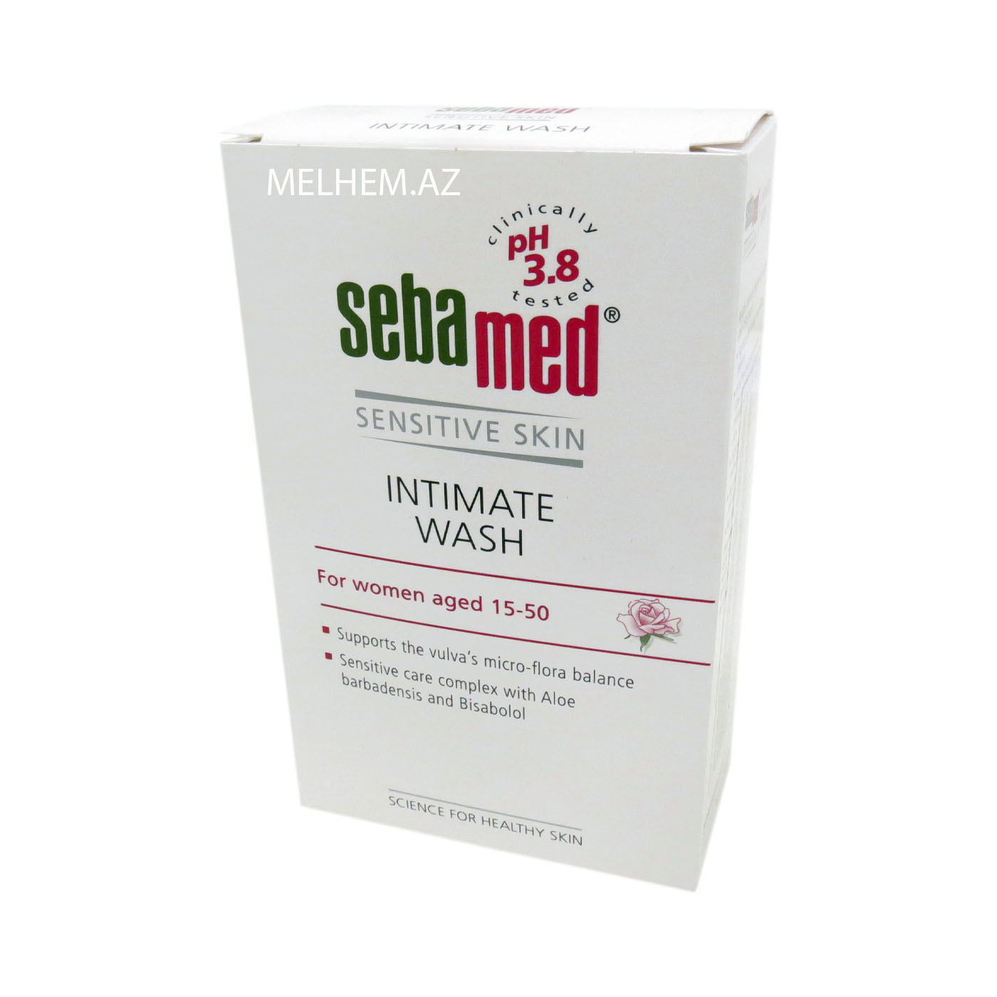 SEBAMED 200 ML (İNTİM YUYUCU GEL)