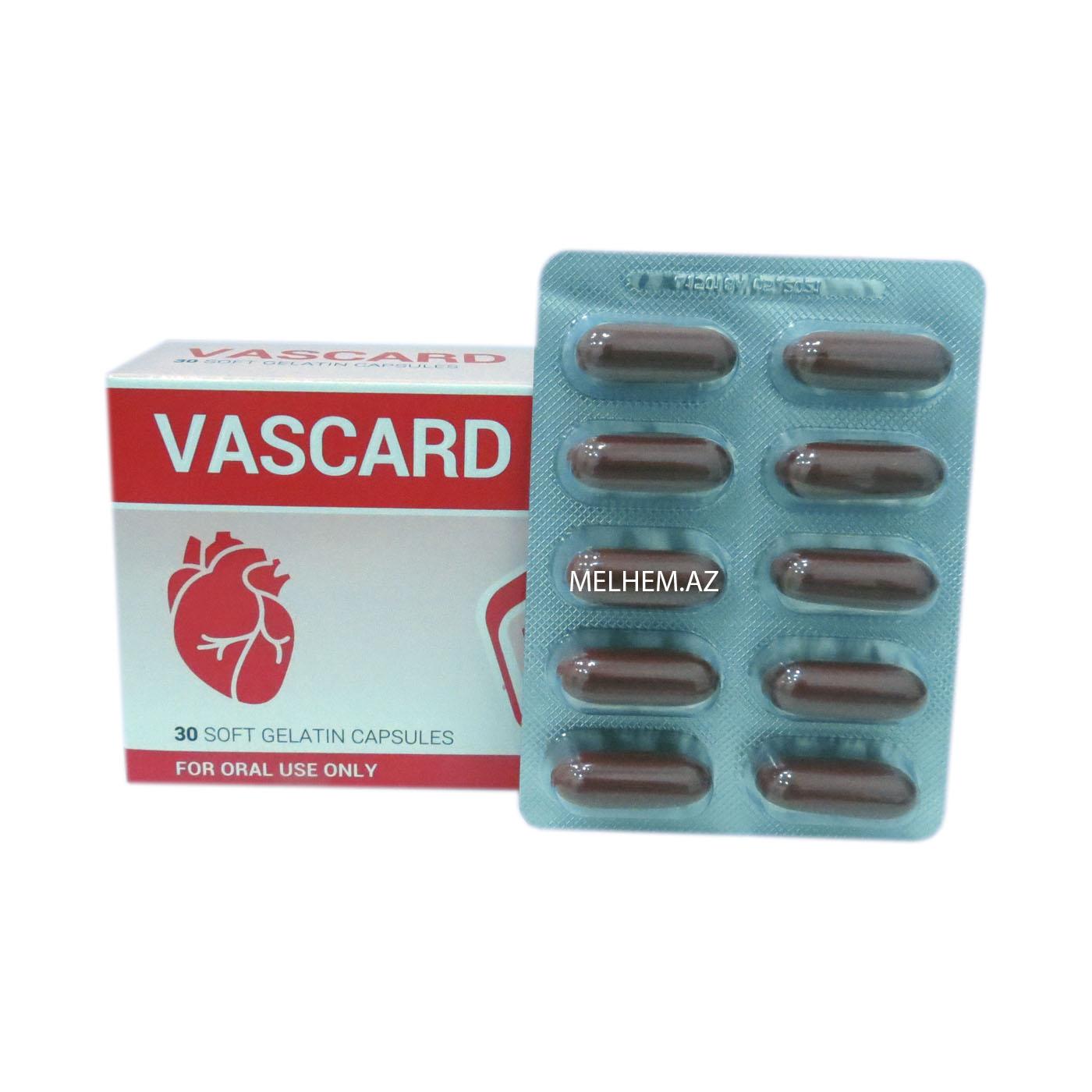 VASCARD