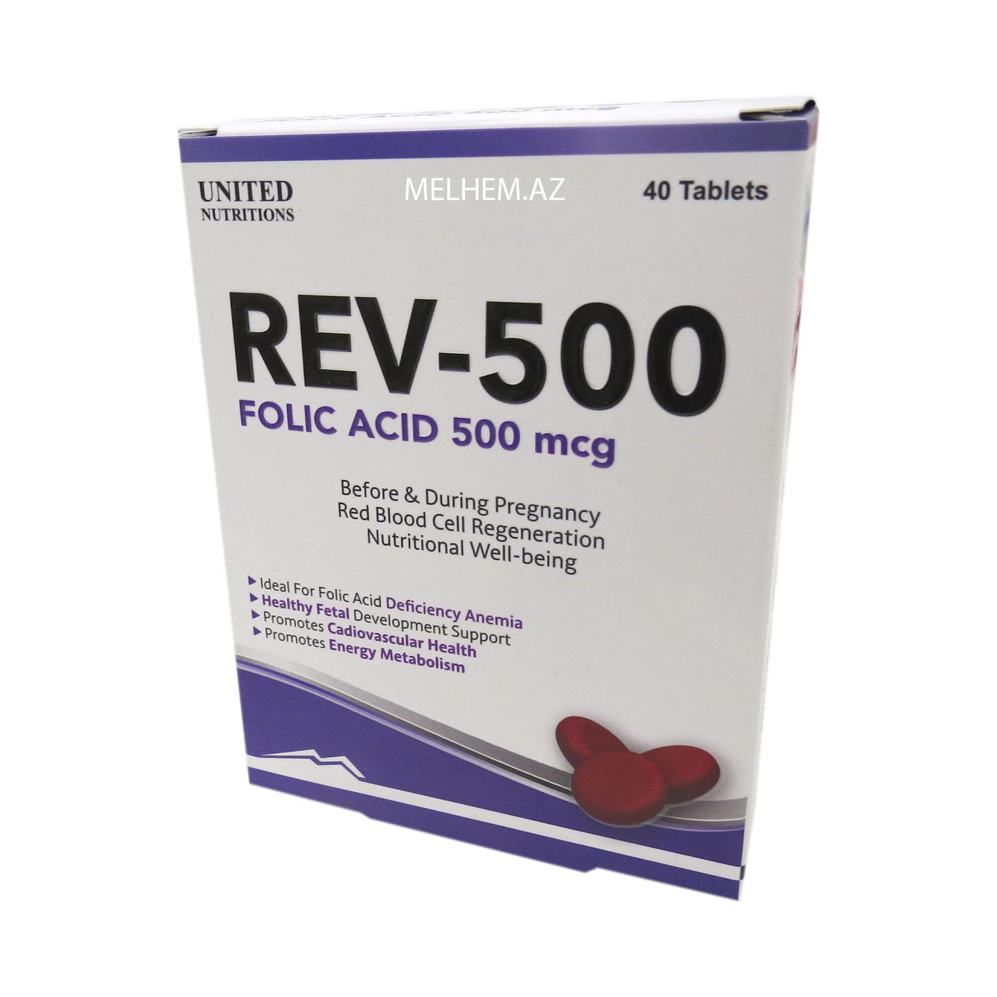 REV-500 N40 (TABLET)