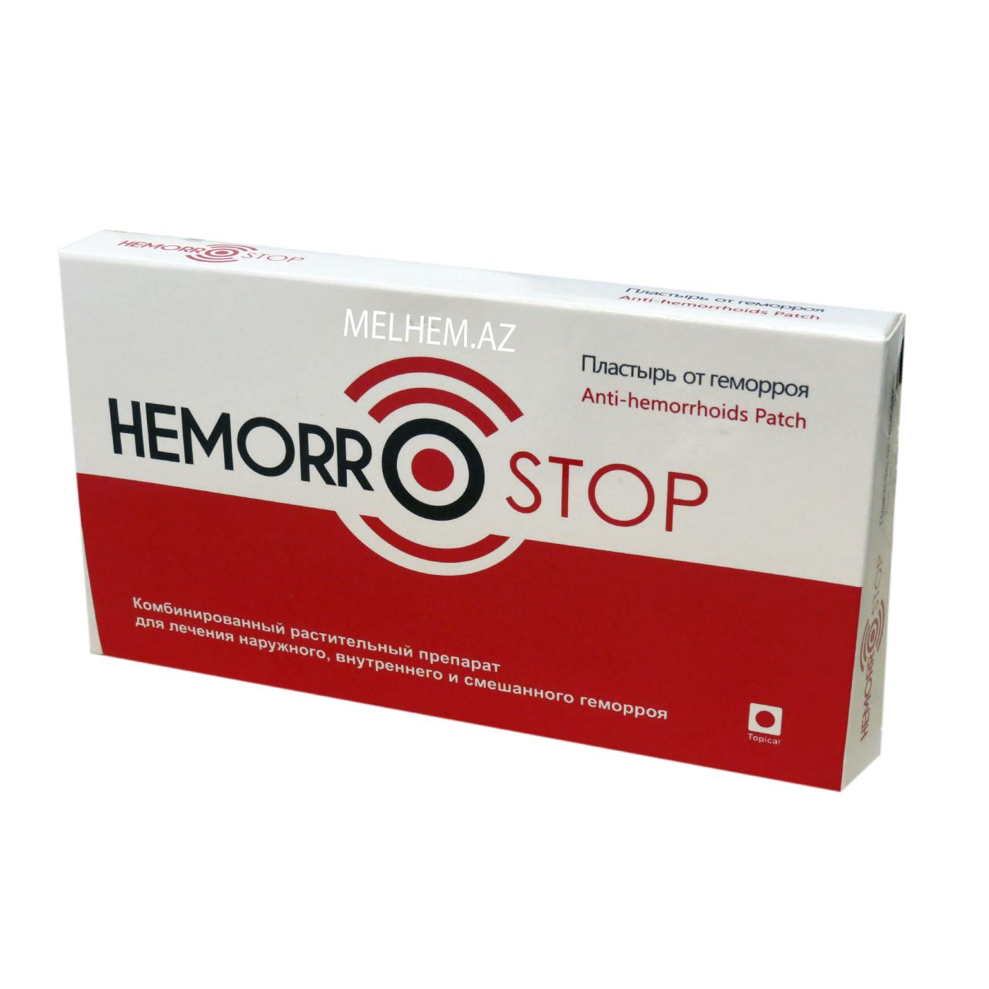 HEMORRO STOP N4