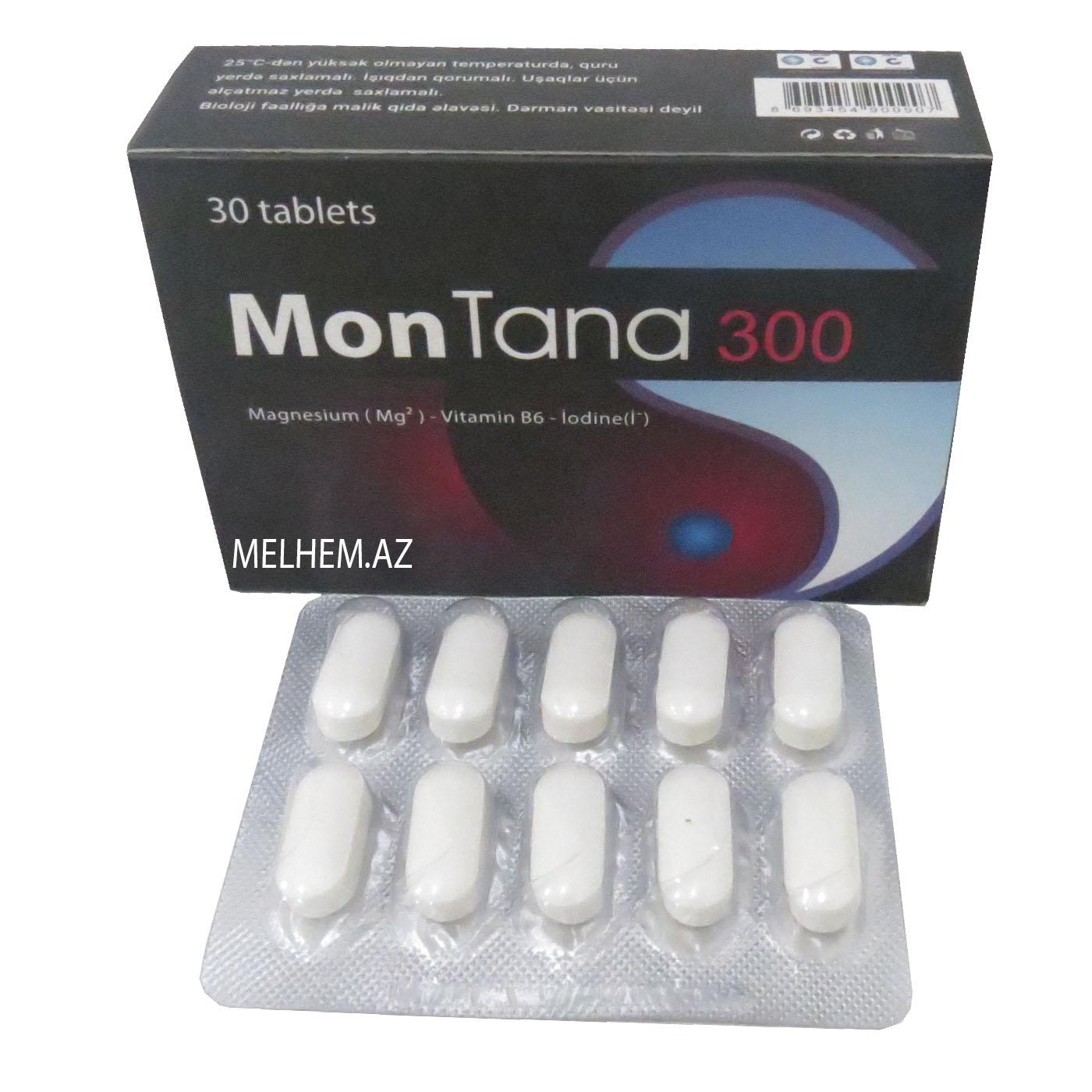MONTANA 300