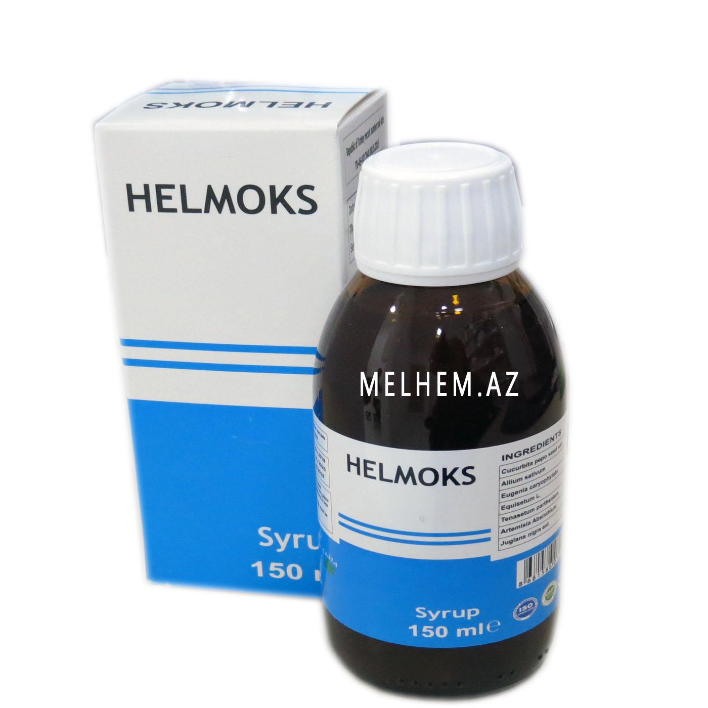 HELMOKS 150 ML