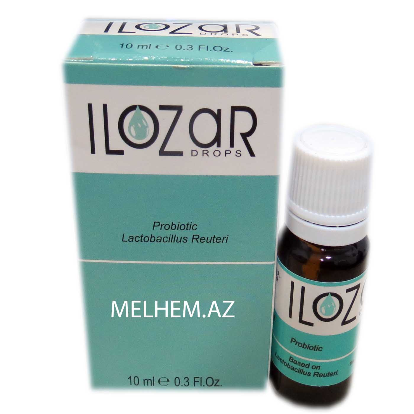 İLOZAR DROPS 10ML