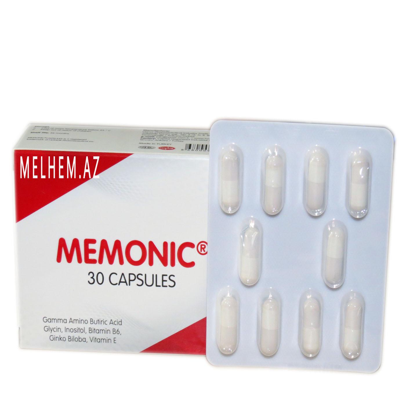 MEMONİC