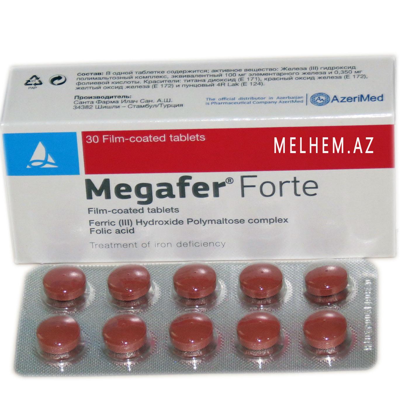 MEGAFER FORTE