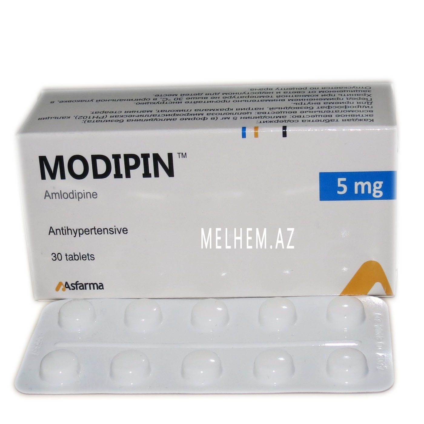 MODİPİN 5 MG