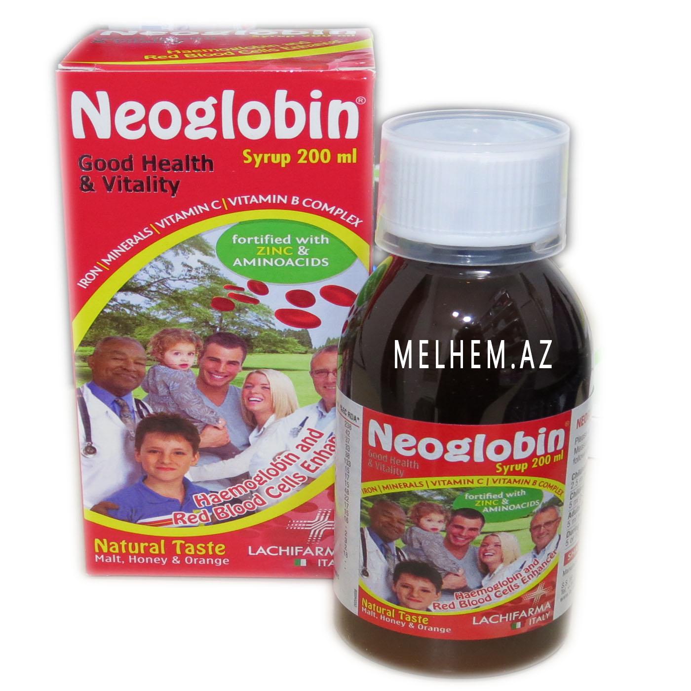 NEOGLOBİN  200ML