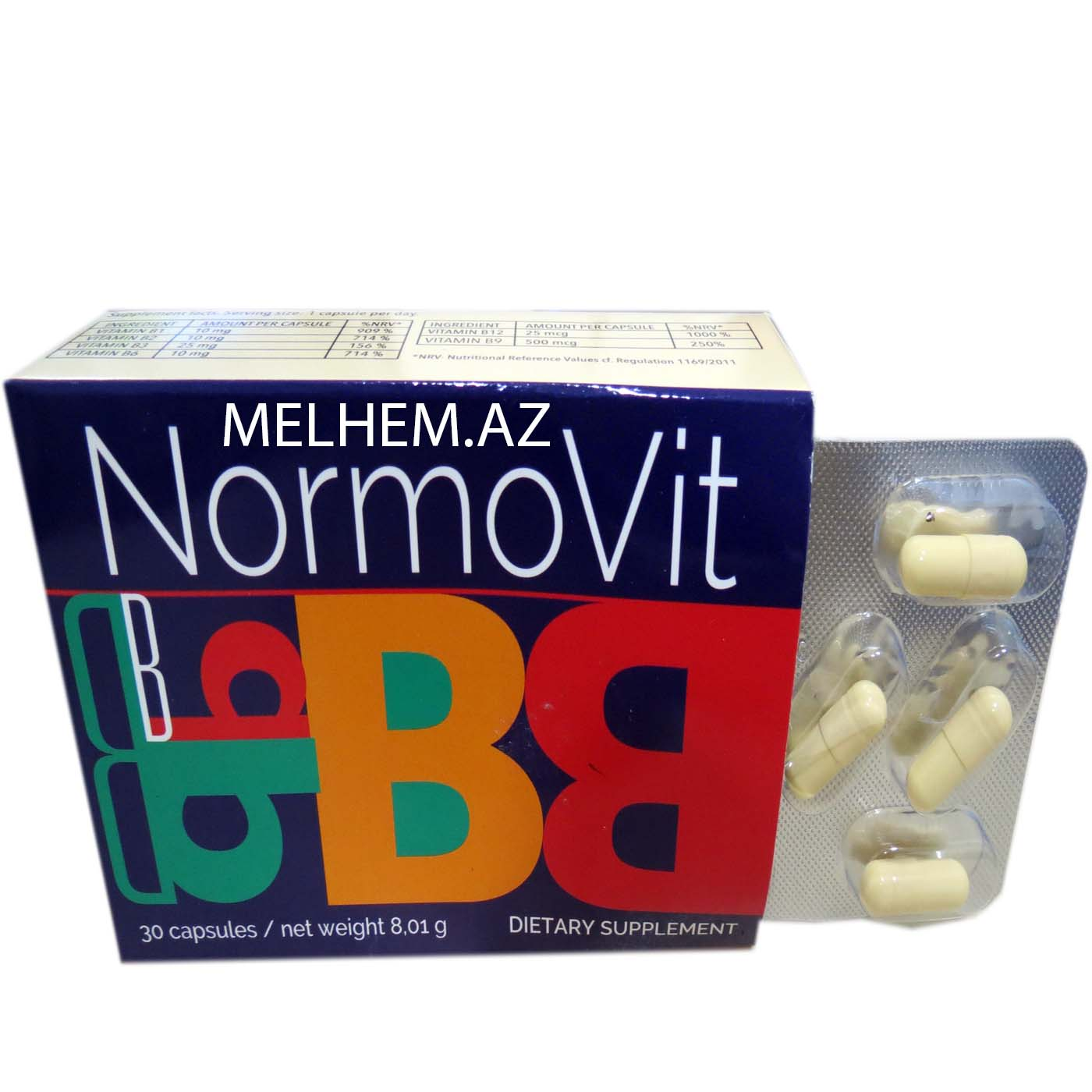 NORMOVİT B