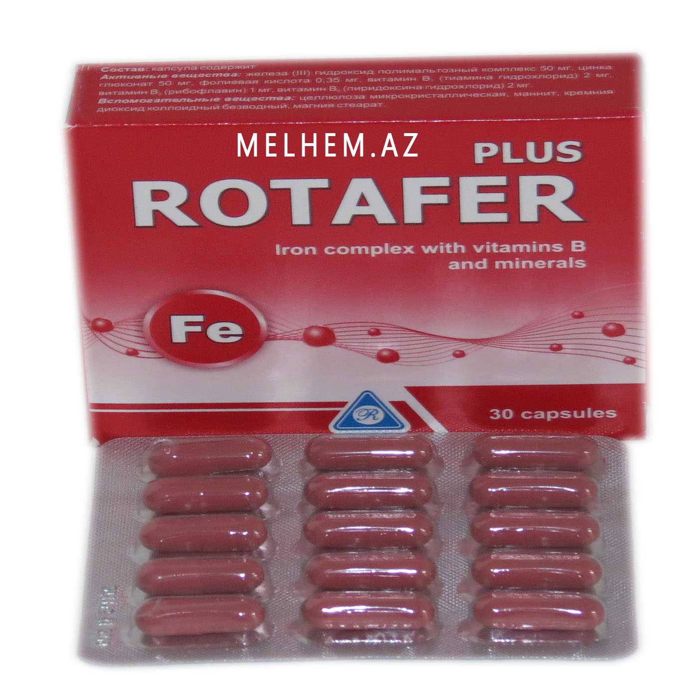 ROTAFER PLUS