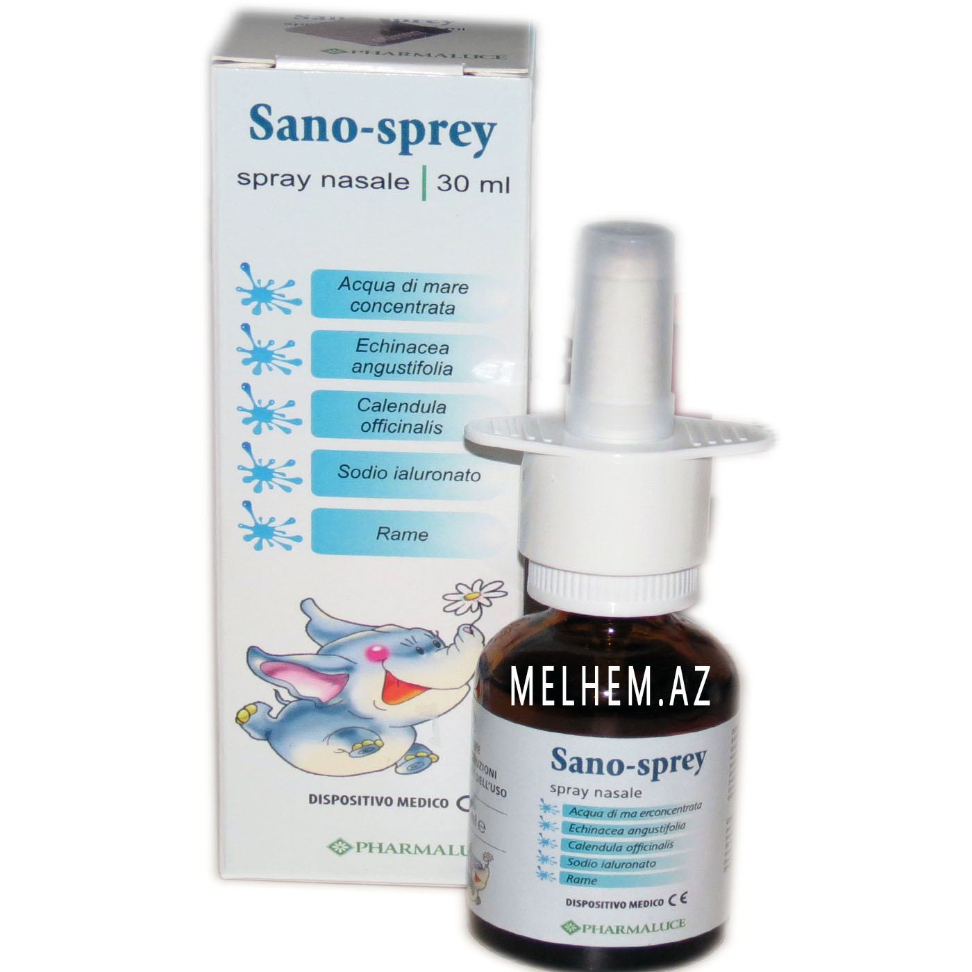 SANO SPREY 30 ML