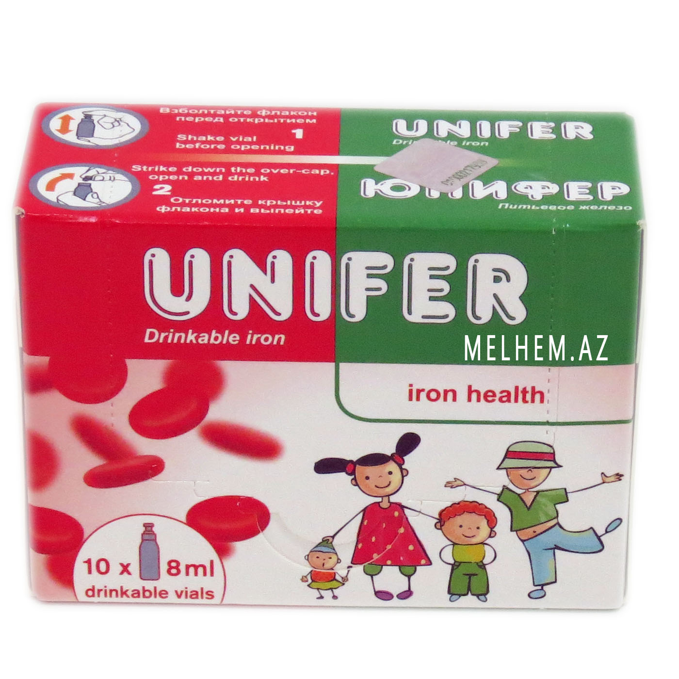 UNİFER 8 ML