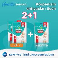 2 ədəd pants alana 1-i hədiyyə