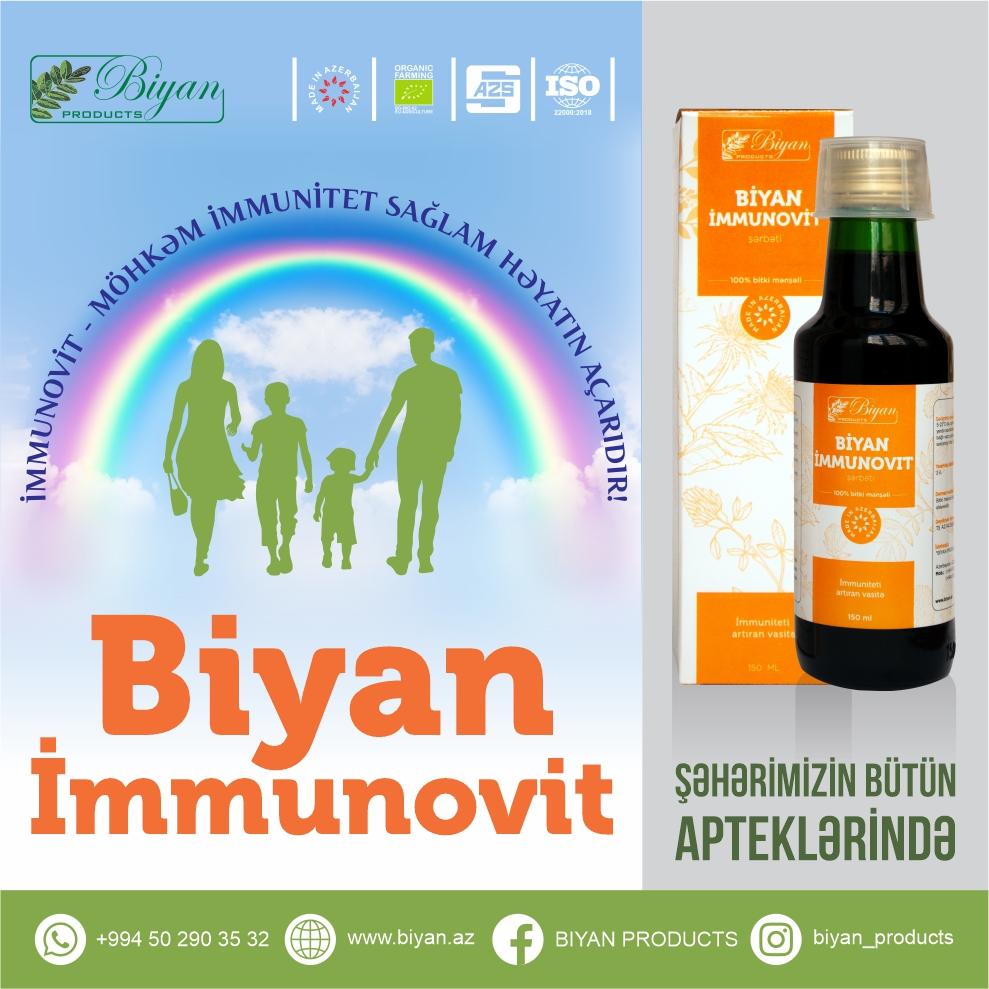 Biyan immunovit